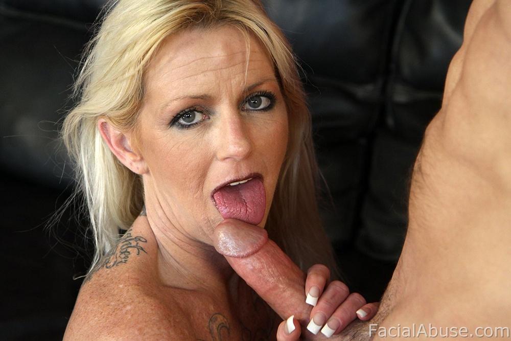 Facial Abuse Crazy Jane