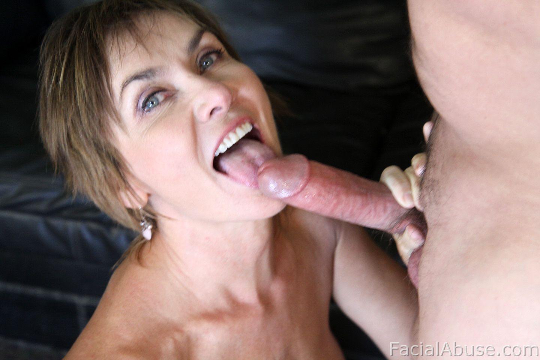 Mature abuse porn oral sex